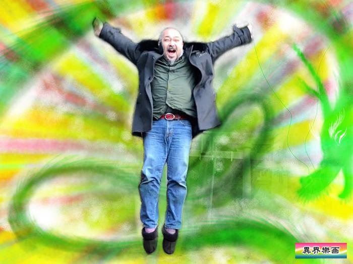 異界楽画#9 鎮守の森から飛び立つ喜びの歌